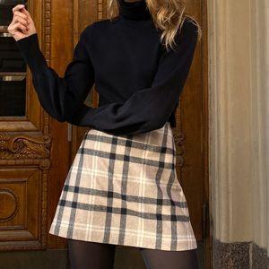 New Wilfred Classic Mini Skirt, 10